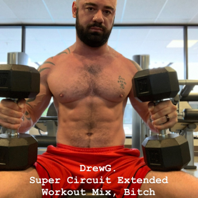 Super Circuit Extended Workout Mix, Bitch