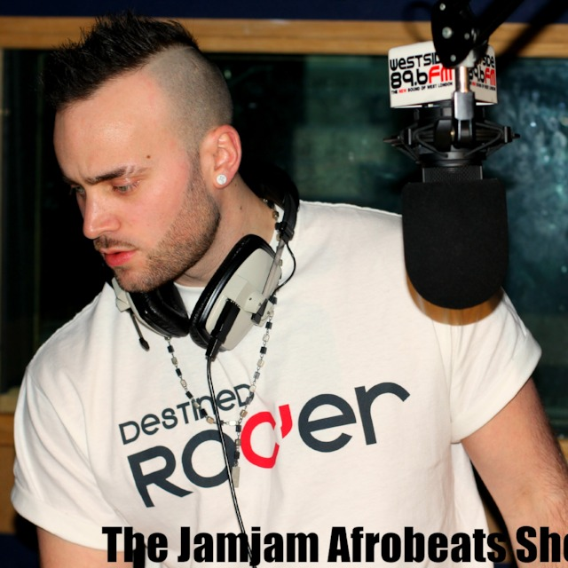 DJ Jamjam on London's Westside 89 6FM (NotJustok Top 20
