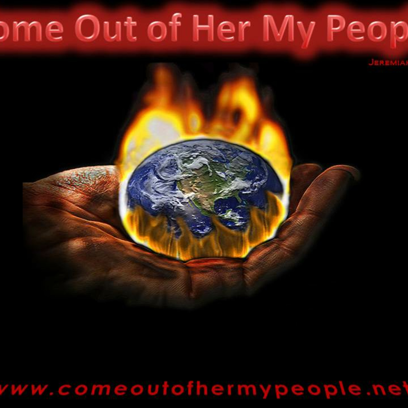 Come Out of Her My People