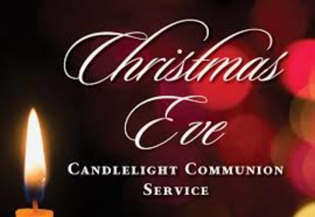 2021 Christmas Eve Candlelight Christmas Eve Candlelight Service