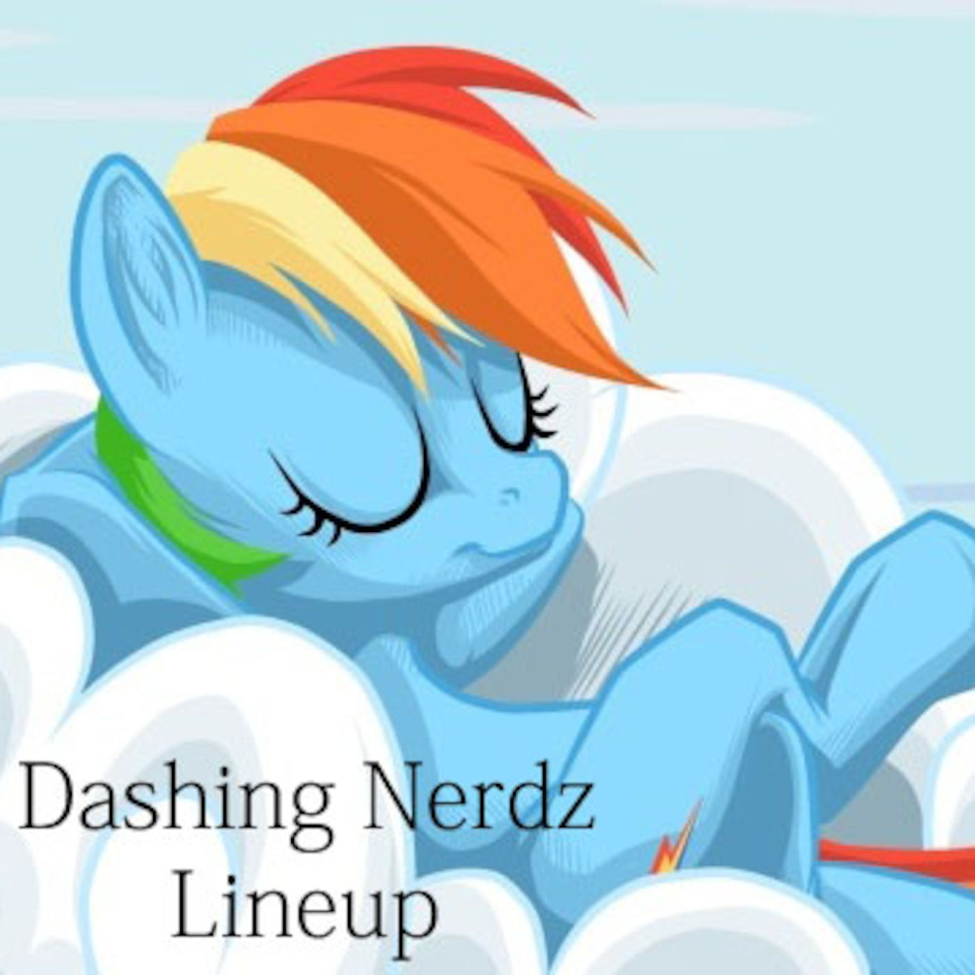 Dashing Nerdz Lineup 3.0