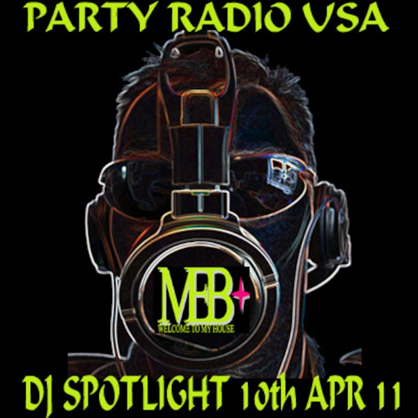 Party Radio USA ~ MEB in the Spotlight