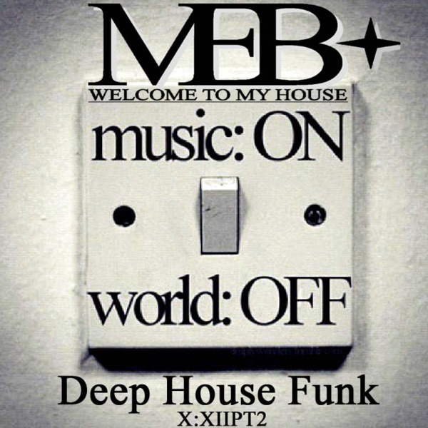 MEB * DEEP HOUSE FUNK X:XII PT2