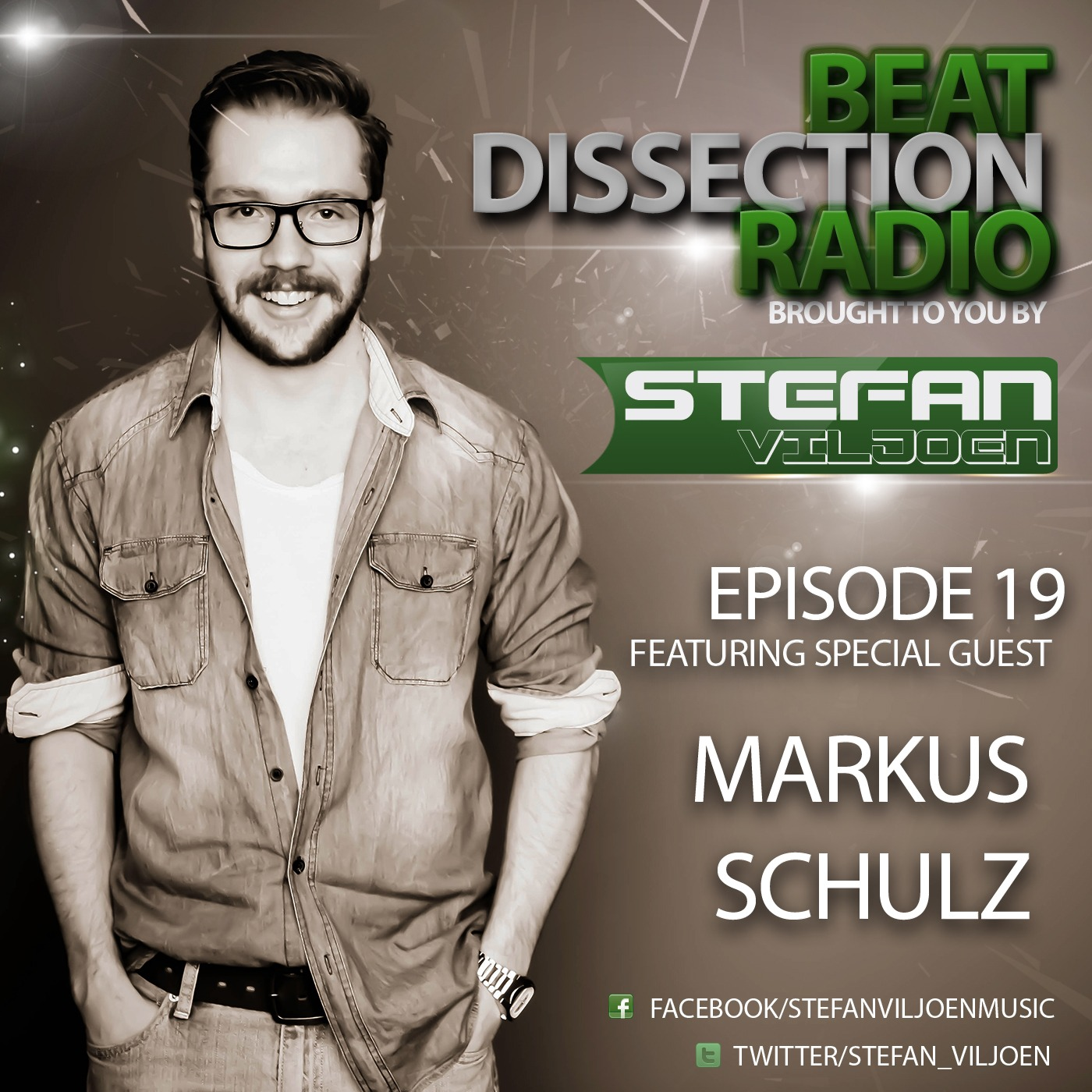 Stefan Viljoen Presents Beat Dissection