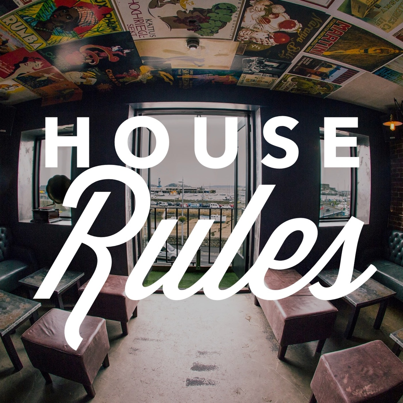 Tom Shearer's House Rules (Deep House Podcast)