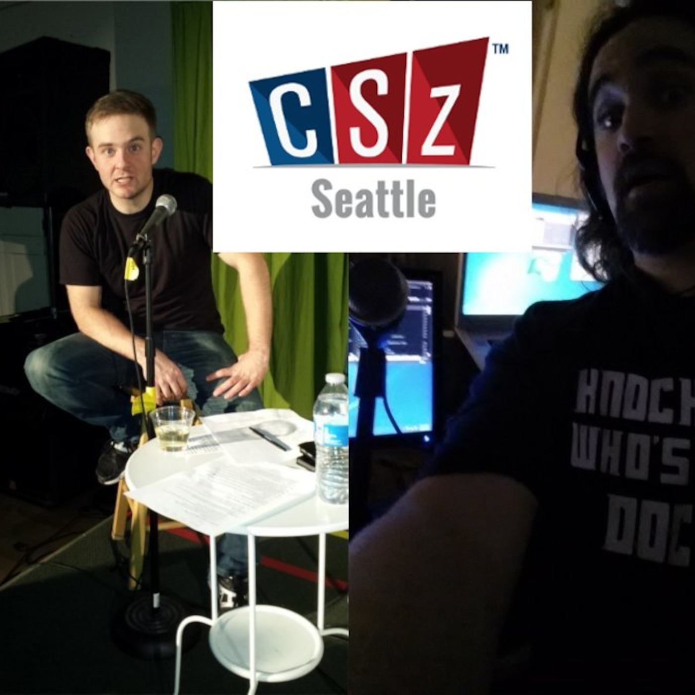CSz Seattle After Party Podcast