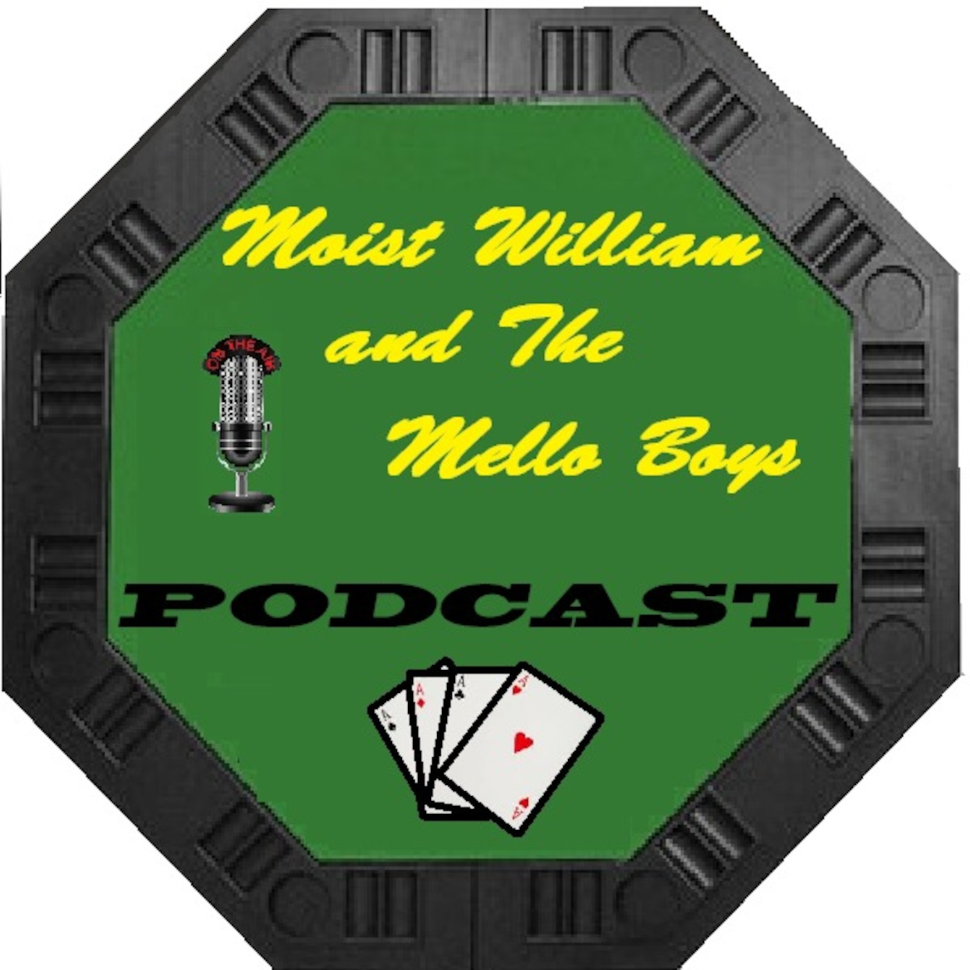 Moist Willy and The Mello Boys Podcast