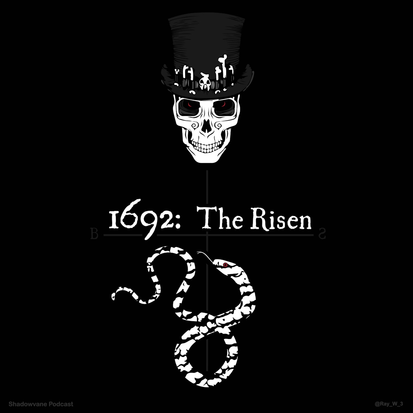 1692: The Risen: Episode 1 - Laughter In The Dark The Shadowvane podcast