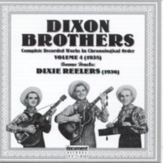 Dixon Brother- The School House Fire