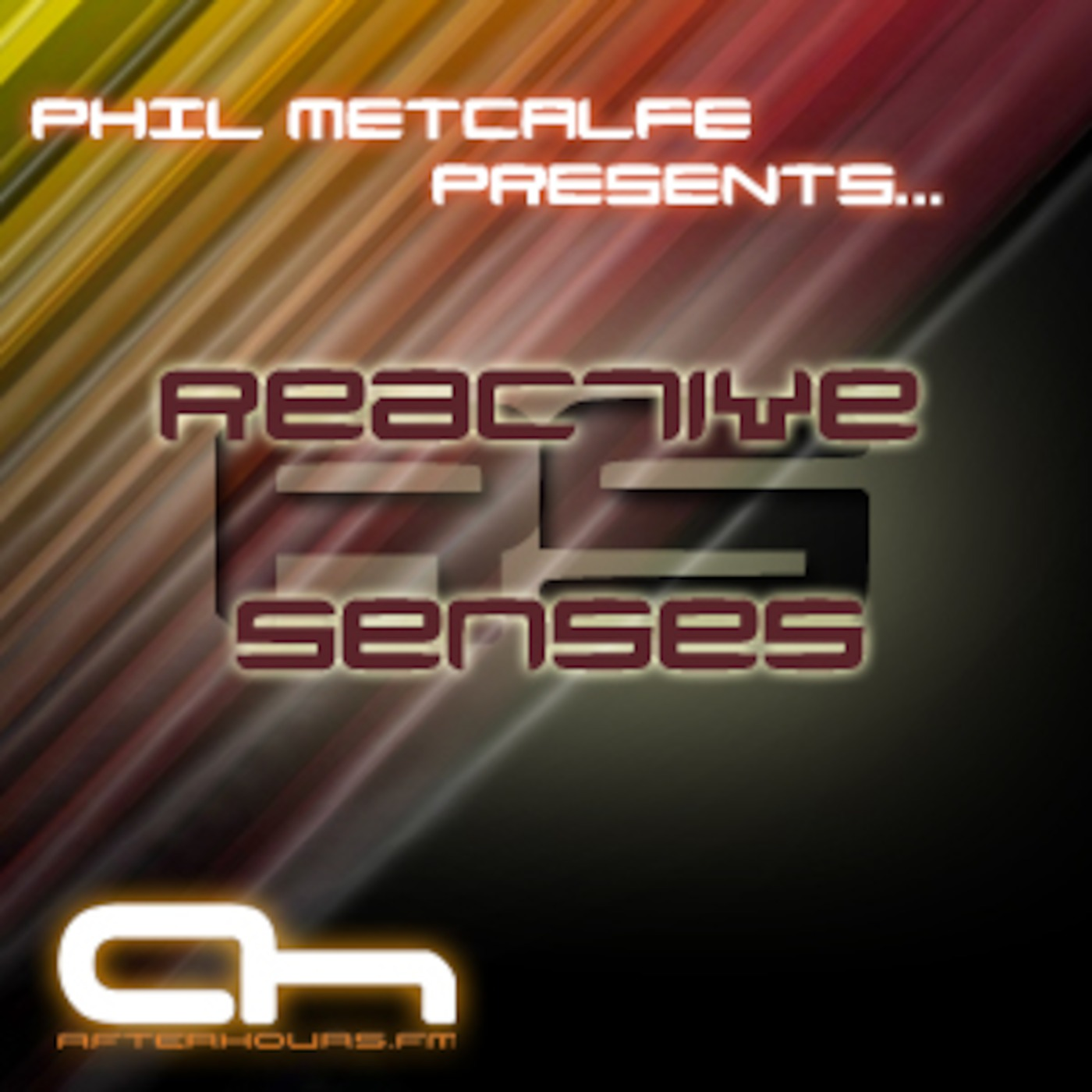 Phil Metcalfe Presents Reactive Senses