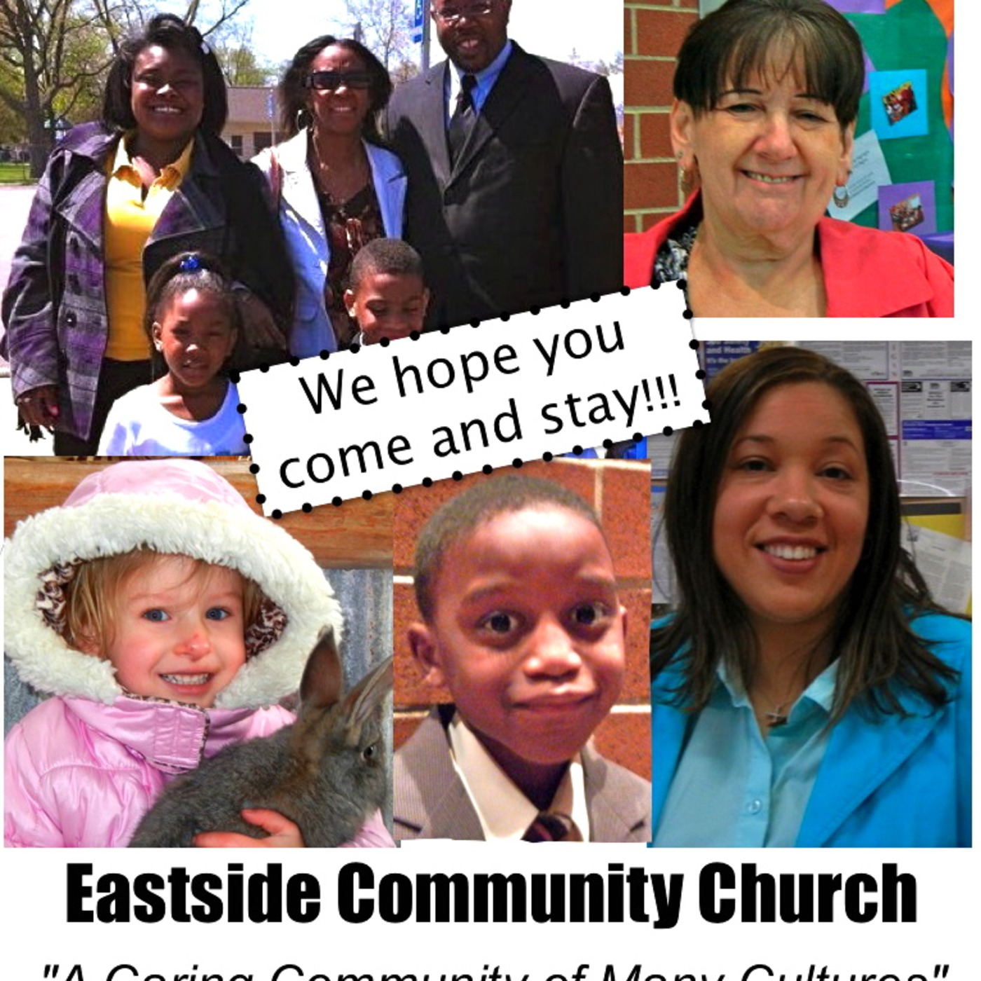 Eastside Community Church's Podcast