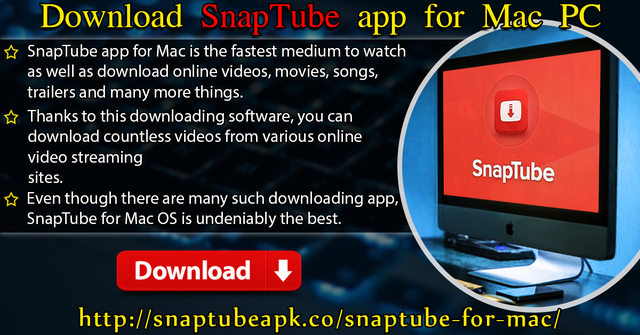 snaptube app download for pc