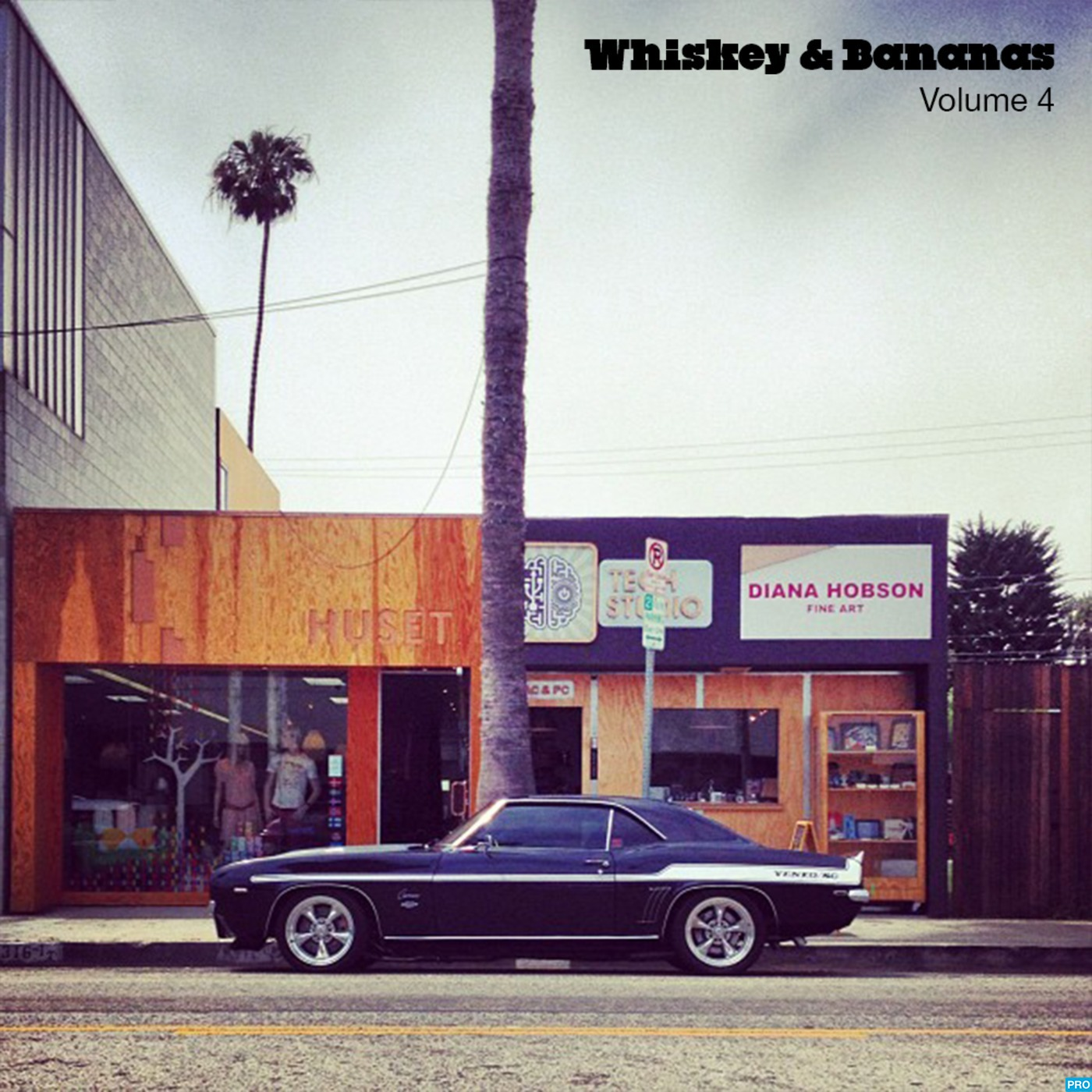 Whiskey & Bananas Mixtape Series