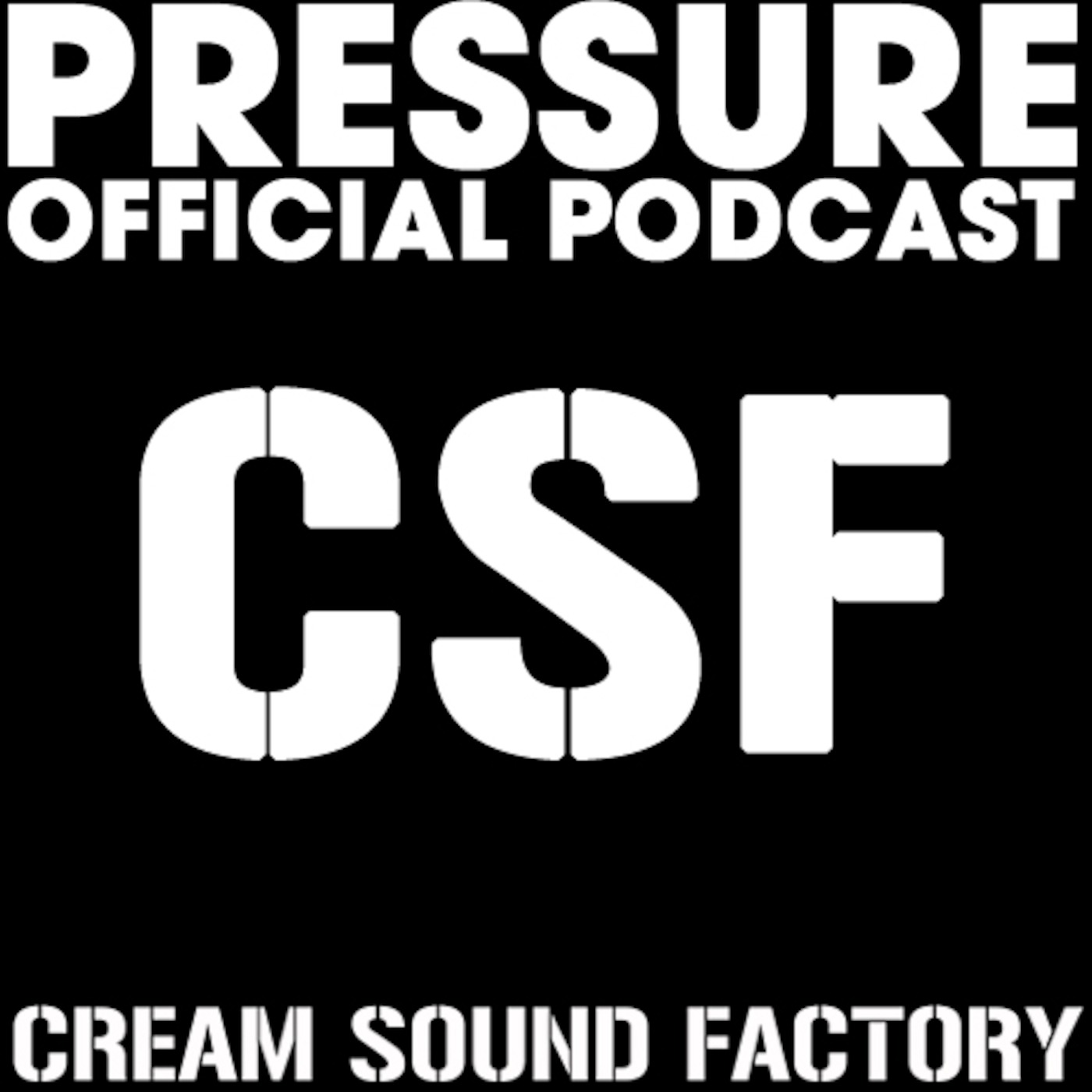 Cream Sound Factory's Podcast