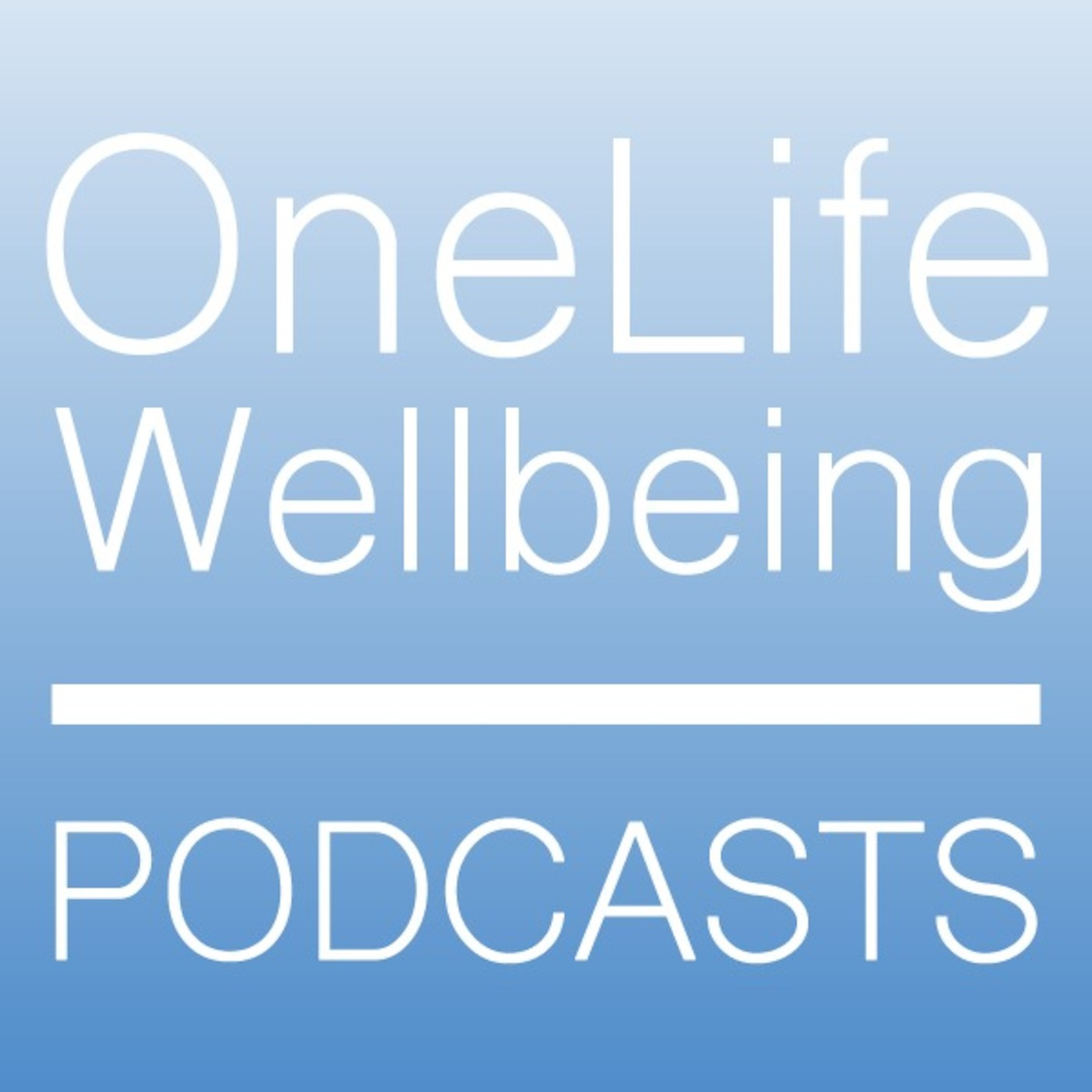 OneLife Wellbeing - Podcasts