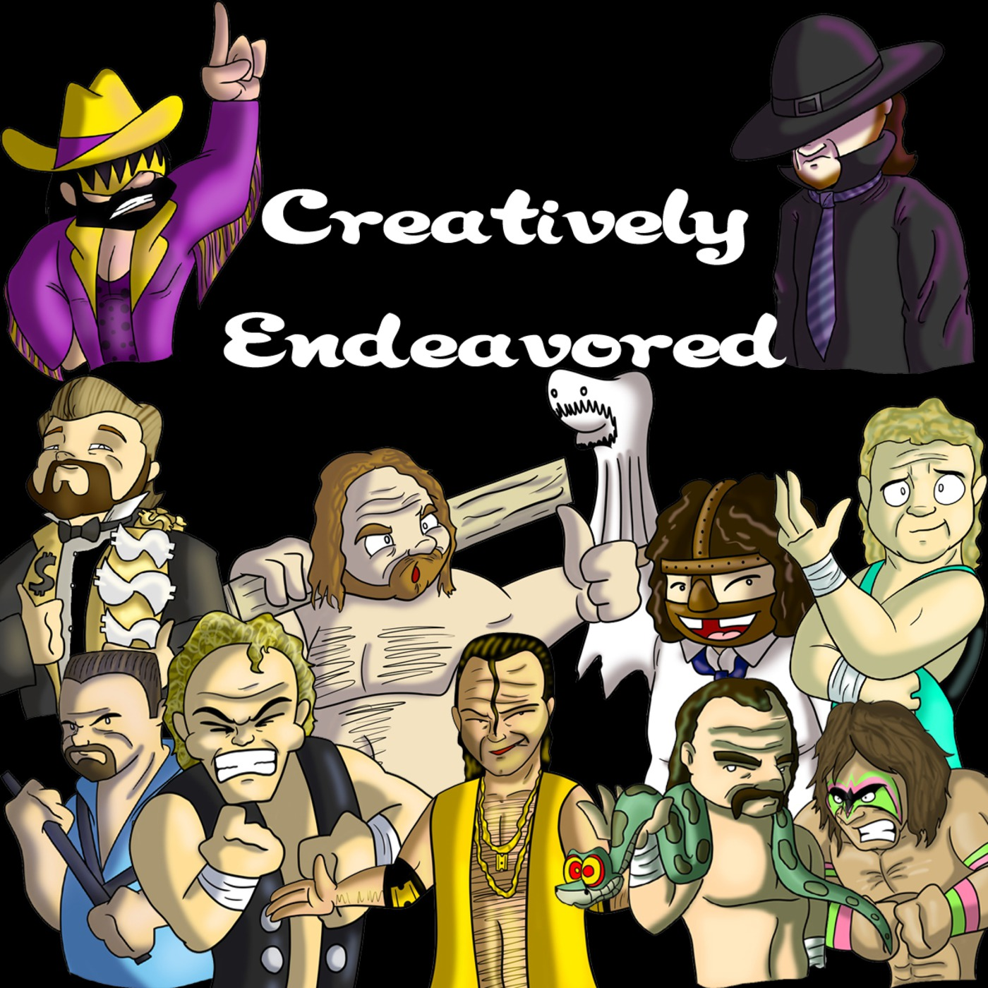 Creatively Endeavored's Podcast