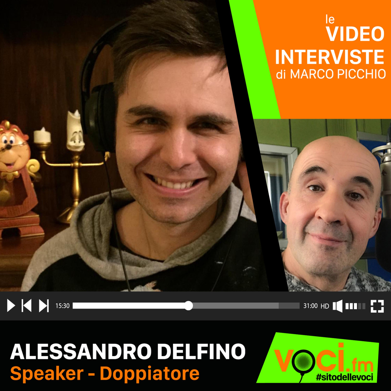 Intervista a Alessandro Delfino