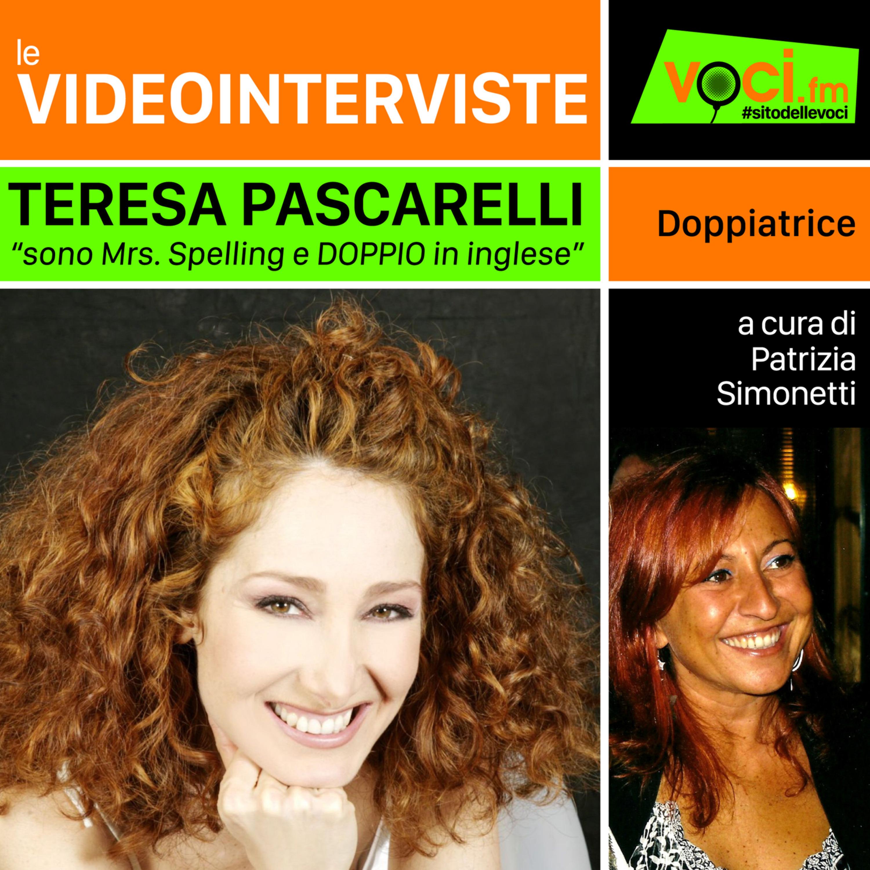 Intervista a Teresa Pascarelli