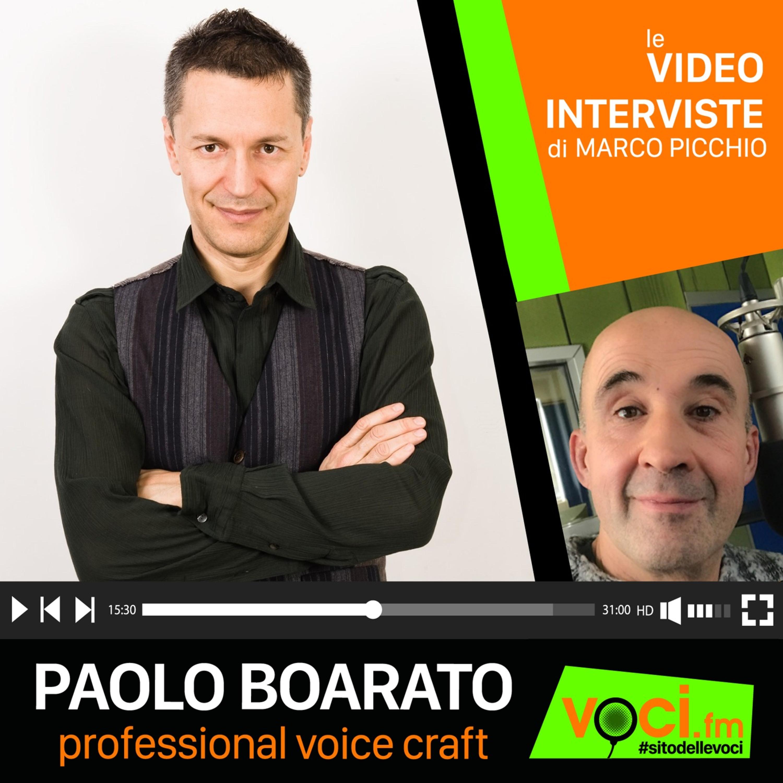 Paolo Boarato da Madrid su VOCI.fm