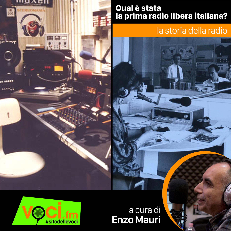 """""""La storia della radio"""" su VOCI.fm"""