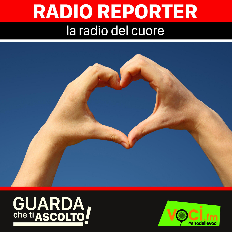 """""""Radio Reporter"""" a """"Guarda che ti ascolto"""""""