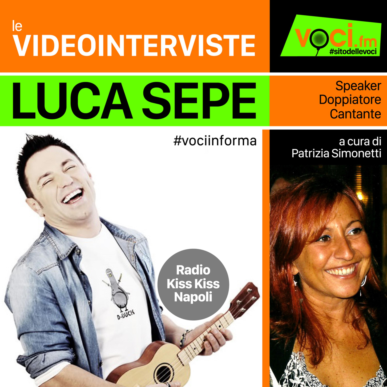 Intervista a Luca Sepe