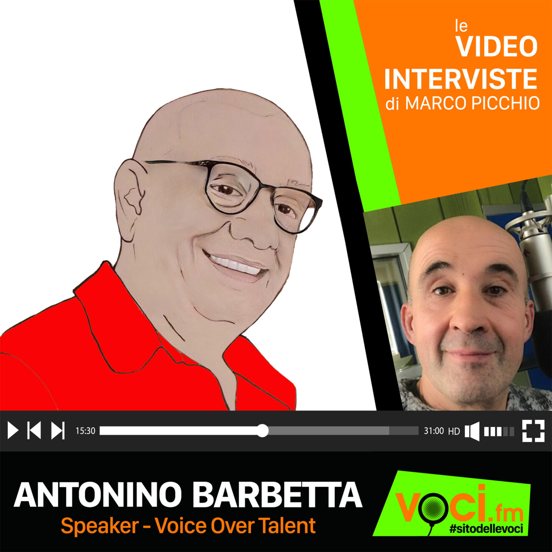 Intervista allo speaker Antonino Barbetta