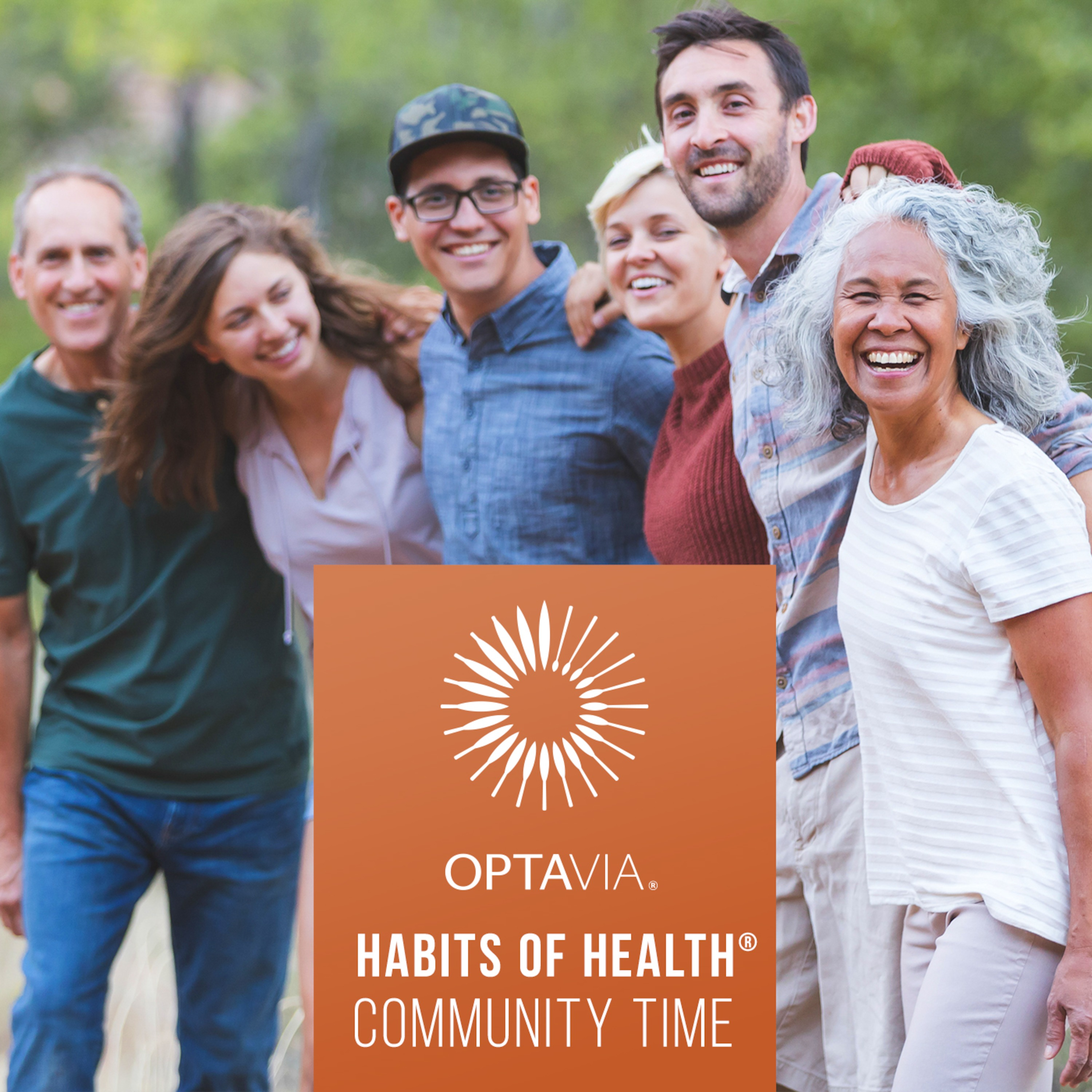 OPTAVIA® Habits of Health® Community Time Podcast