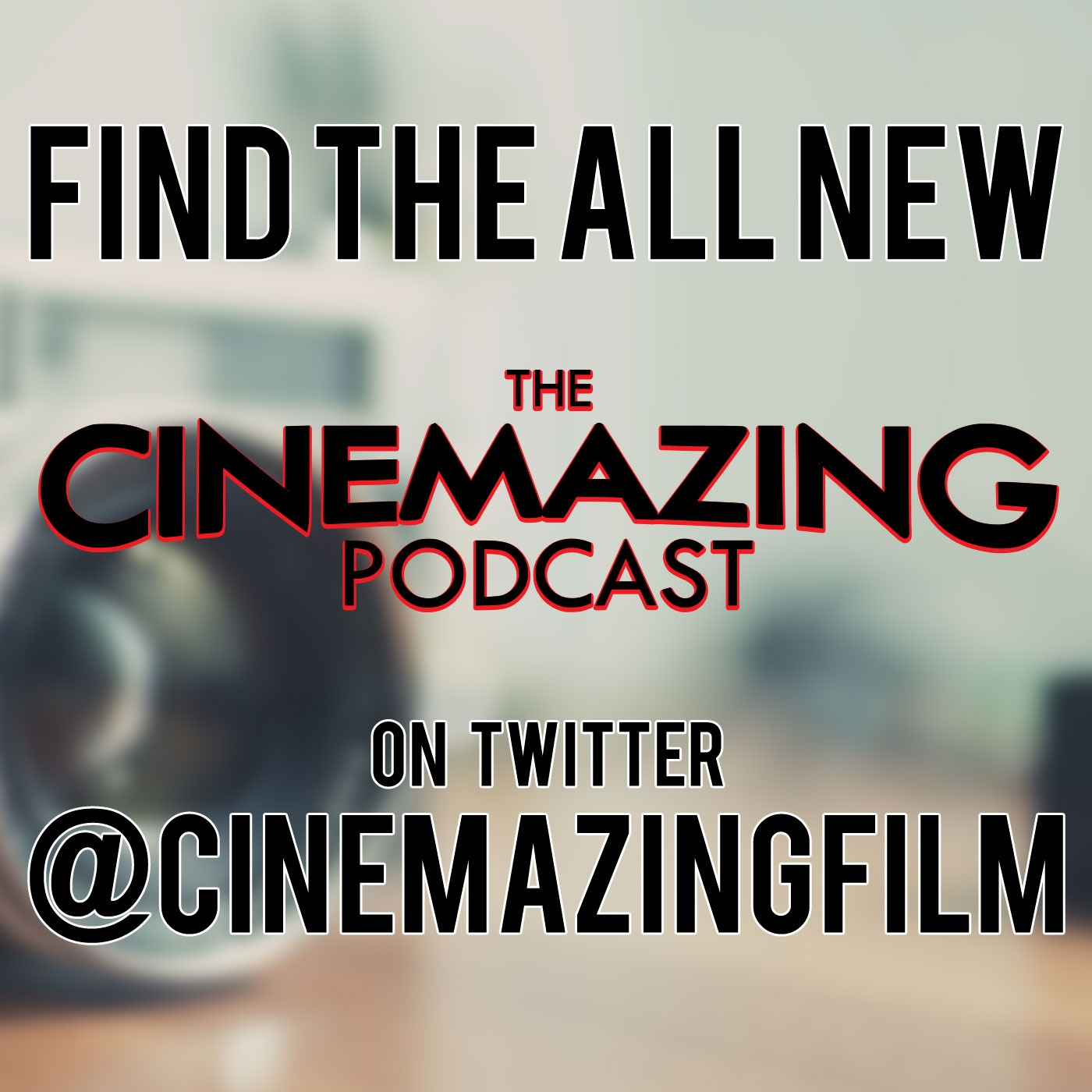 OLD // The Cinemazing Podcast Season One
