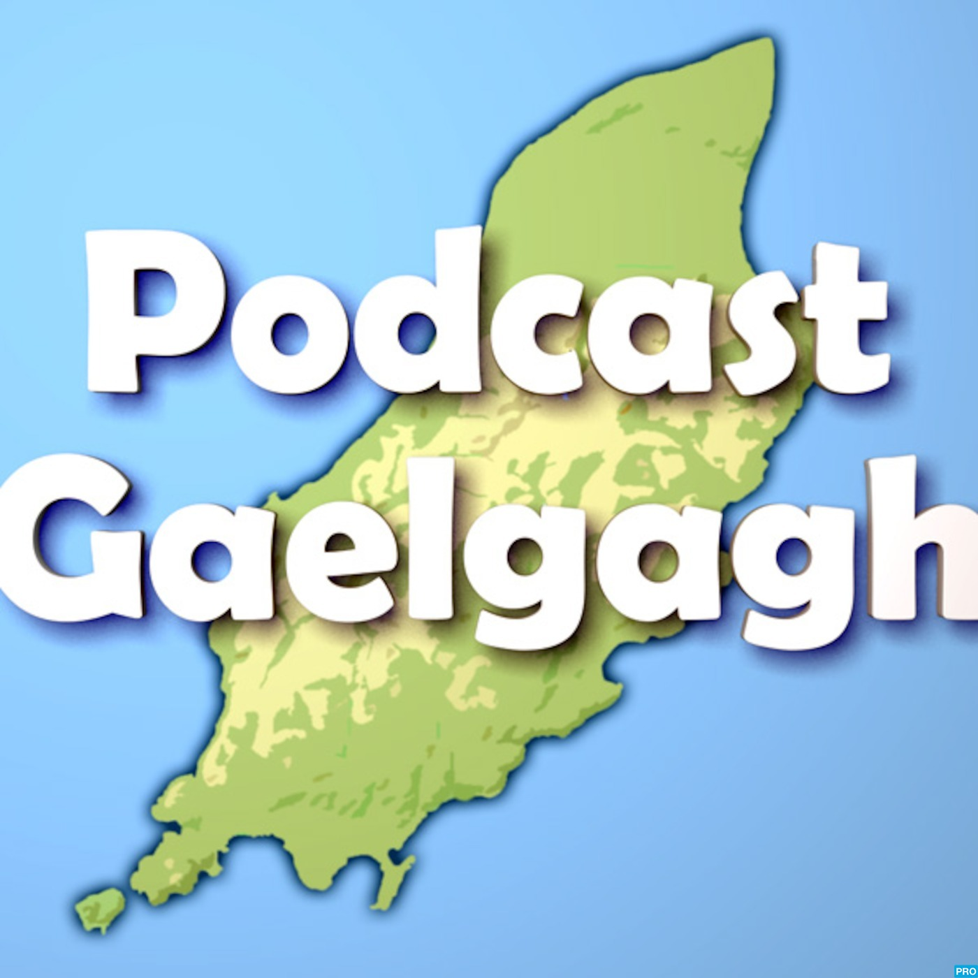 Adrian Cain's Manx Language Podcast