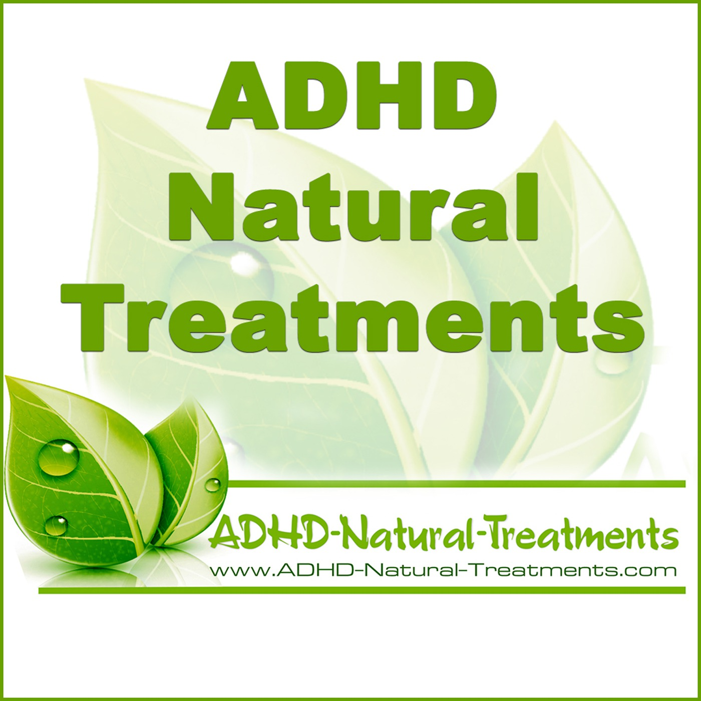 ADHD Natural Treatments