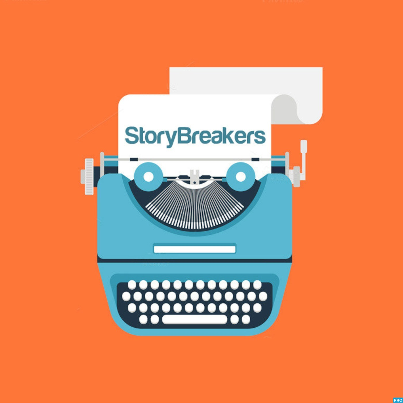 Storybreakers Podcast