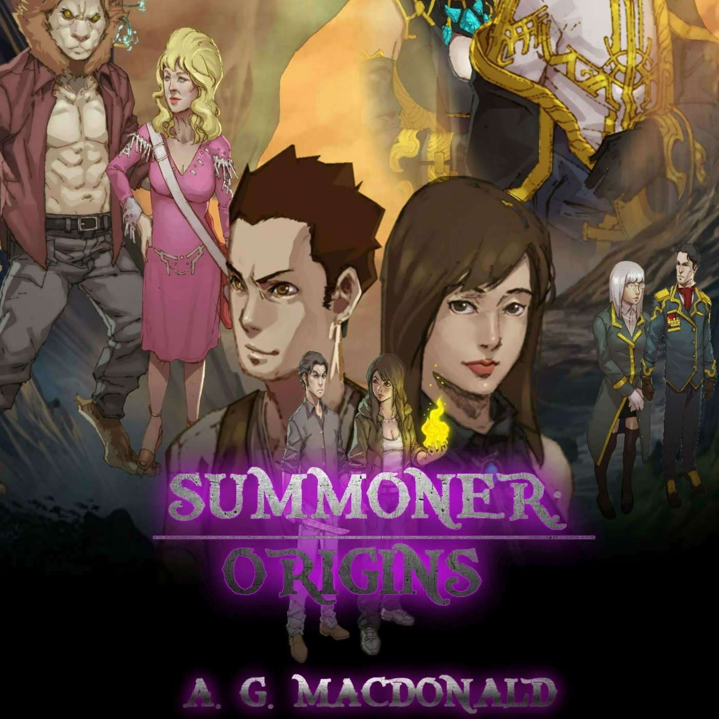 Summoner: Origins