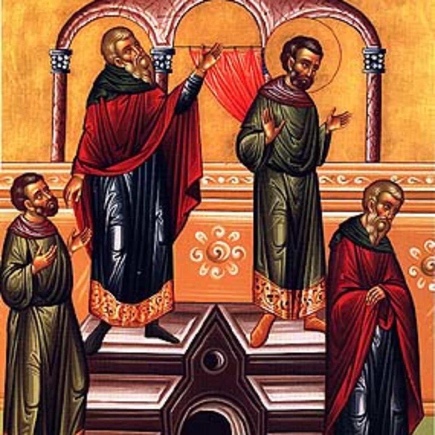 2016 30th Sunday Of Ordinary Time Year C Fr  Bryan Ochs