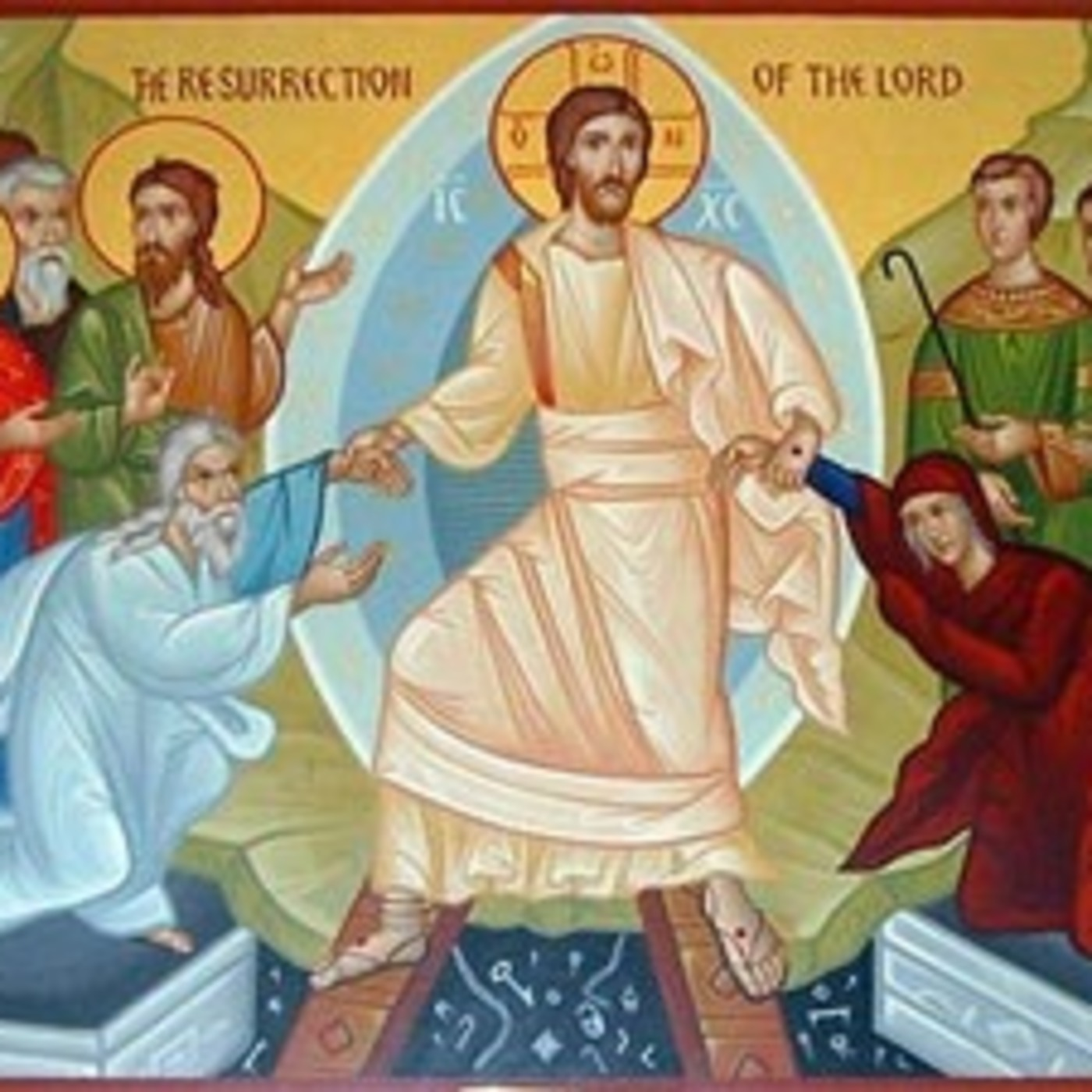 2018 Easter 6th Sunday Fr  Bryan Ochs' Weekly Homily podcast