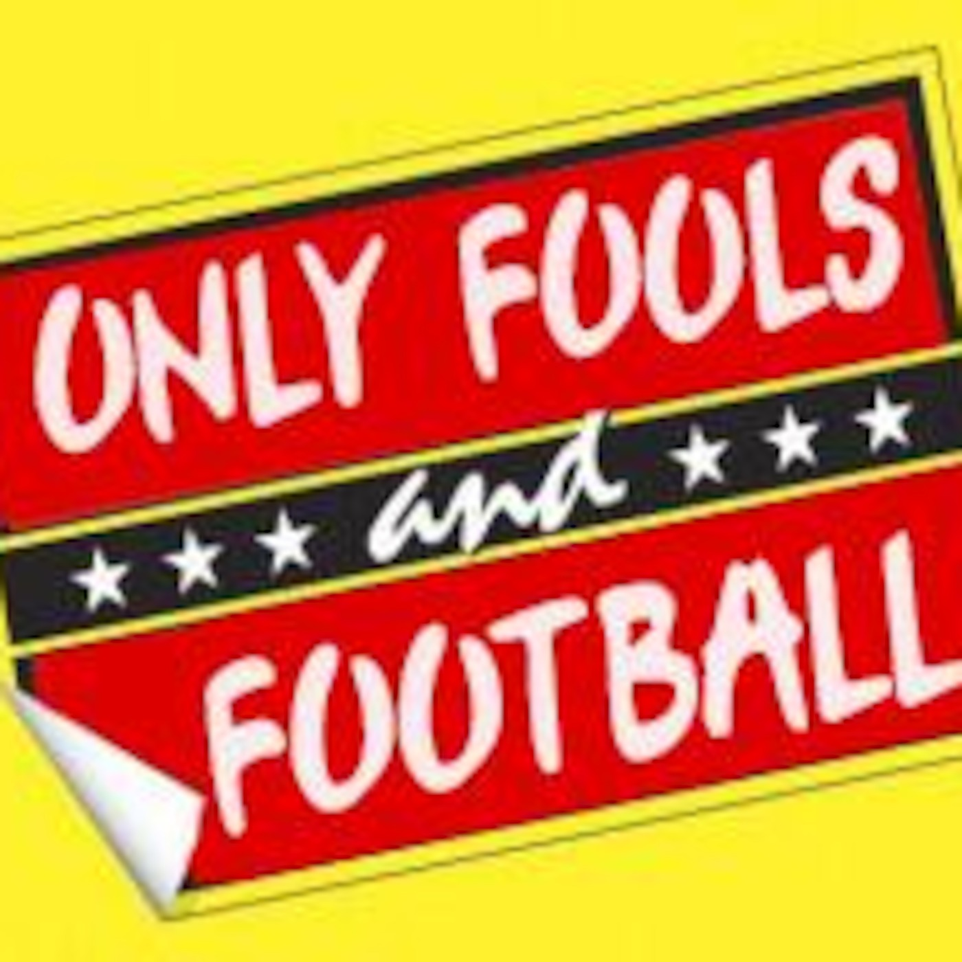 Only Fools And Football's Podcast