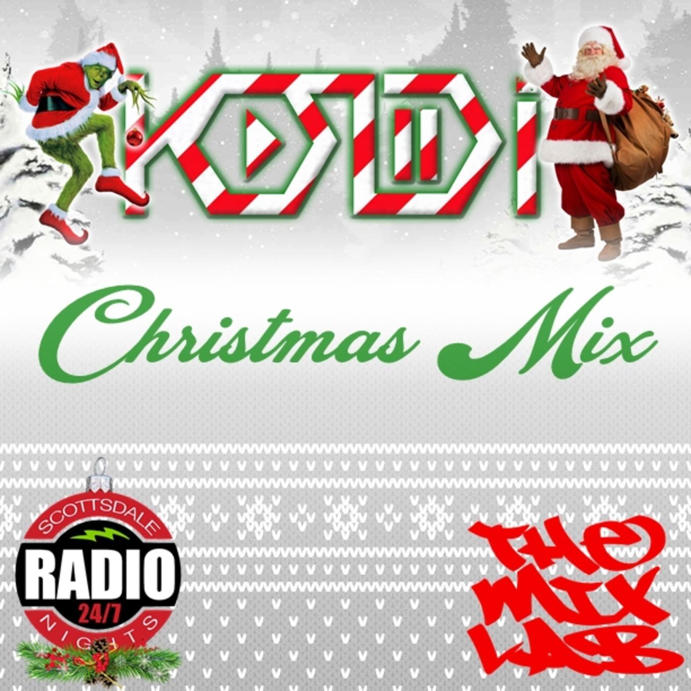 Sonic Lounge Holiday Mix (DJ Kodi) THEMIXLAB podcast