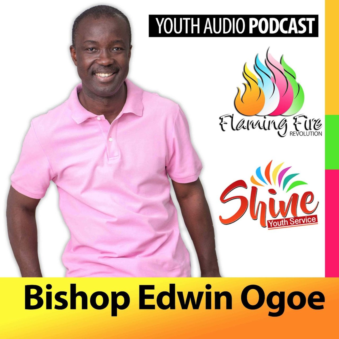 Edwin Morgan Ogoe - Youth Audio Podcast