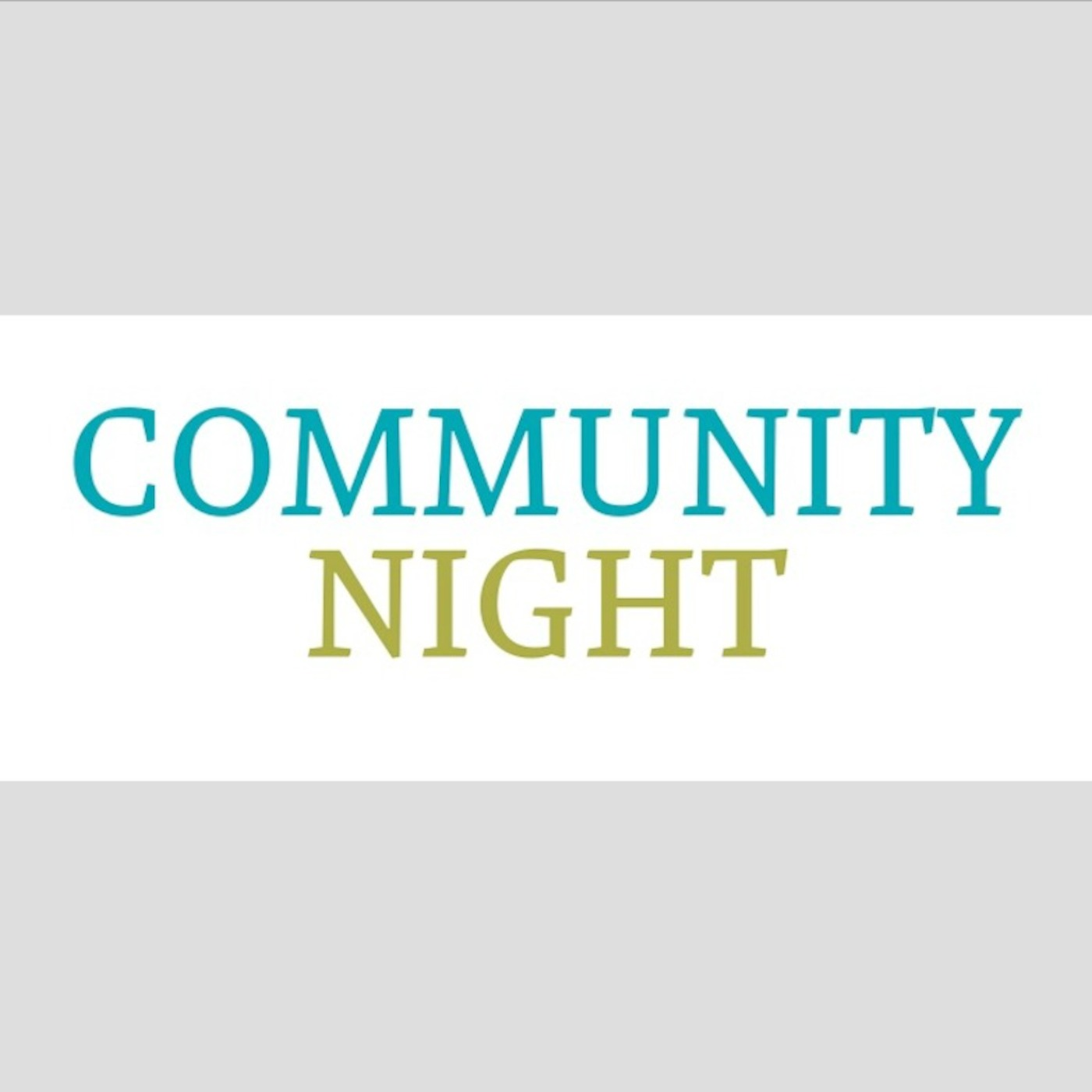Community Night 2015