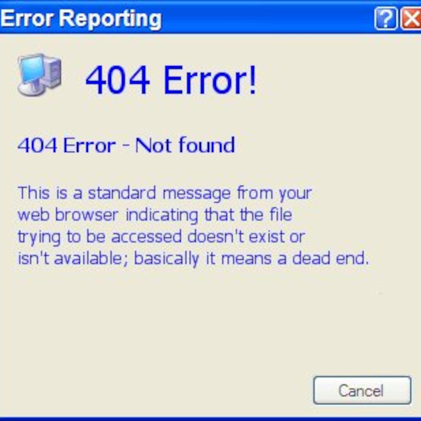 Что делать если вконтакте пишут file not found 4 фотография
