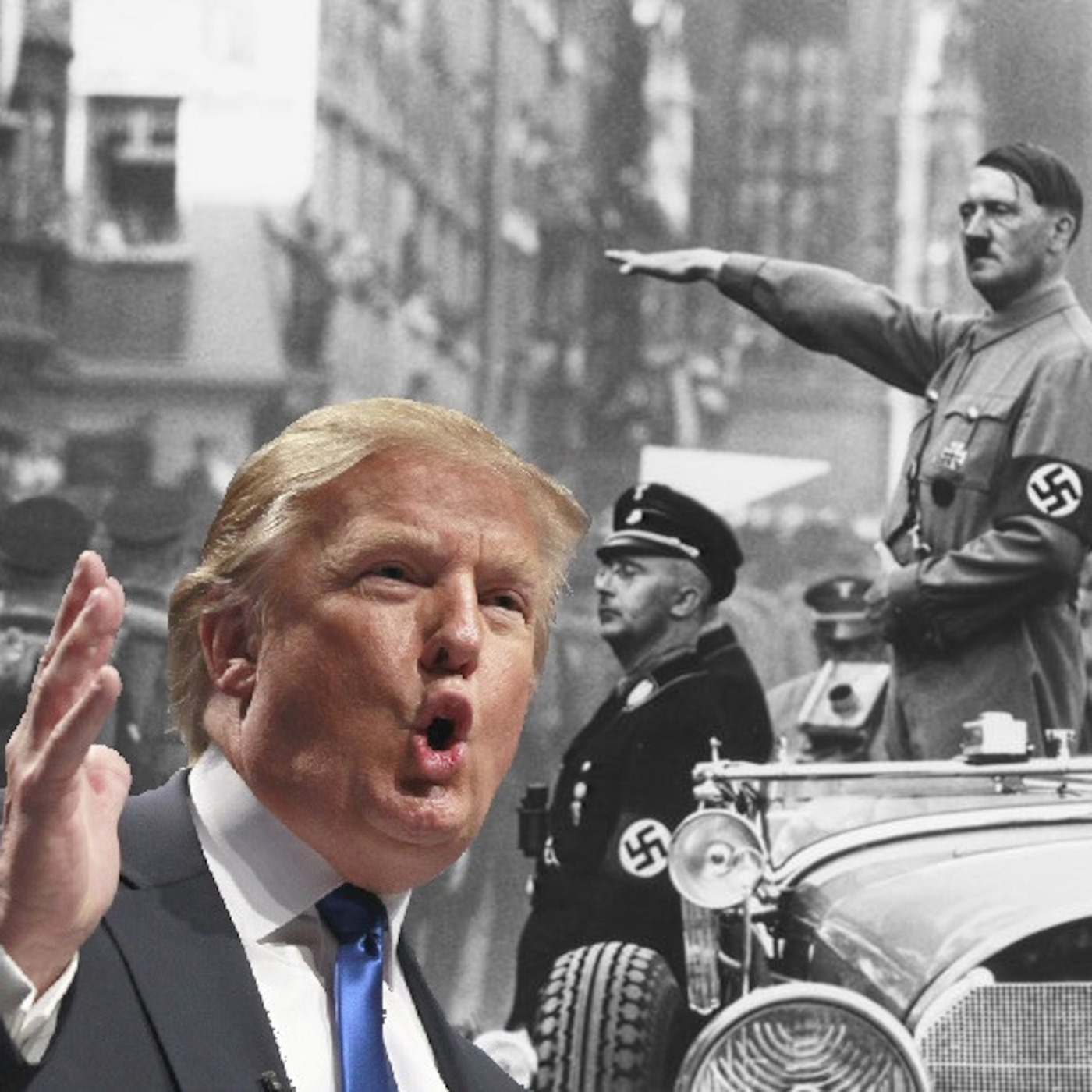 Trump Compared to Hitler (and Mussolini) (Episode 13)