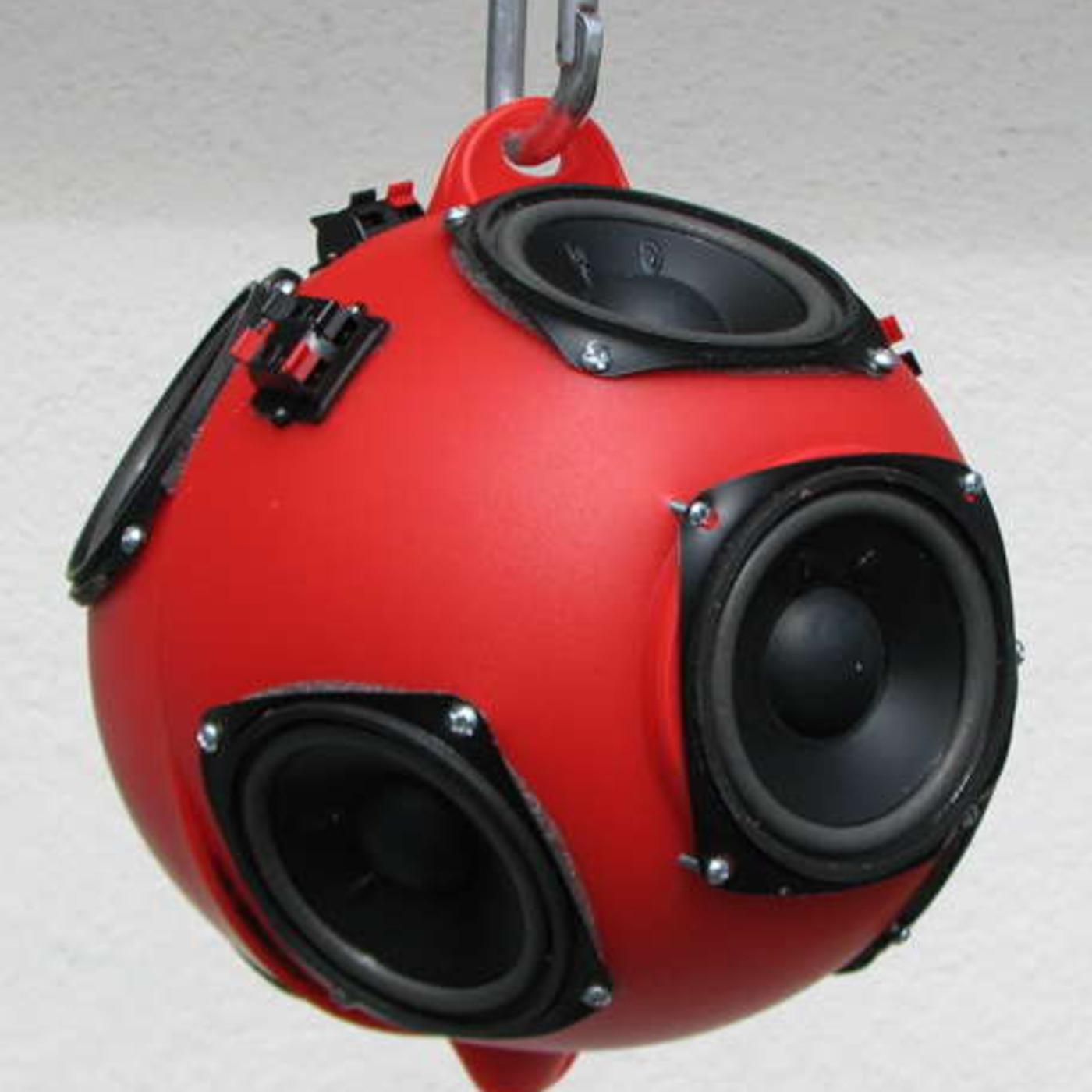 Как сделать сферическую акустику