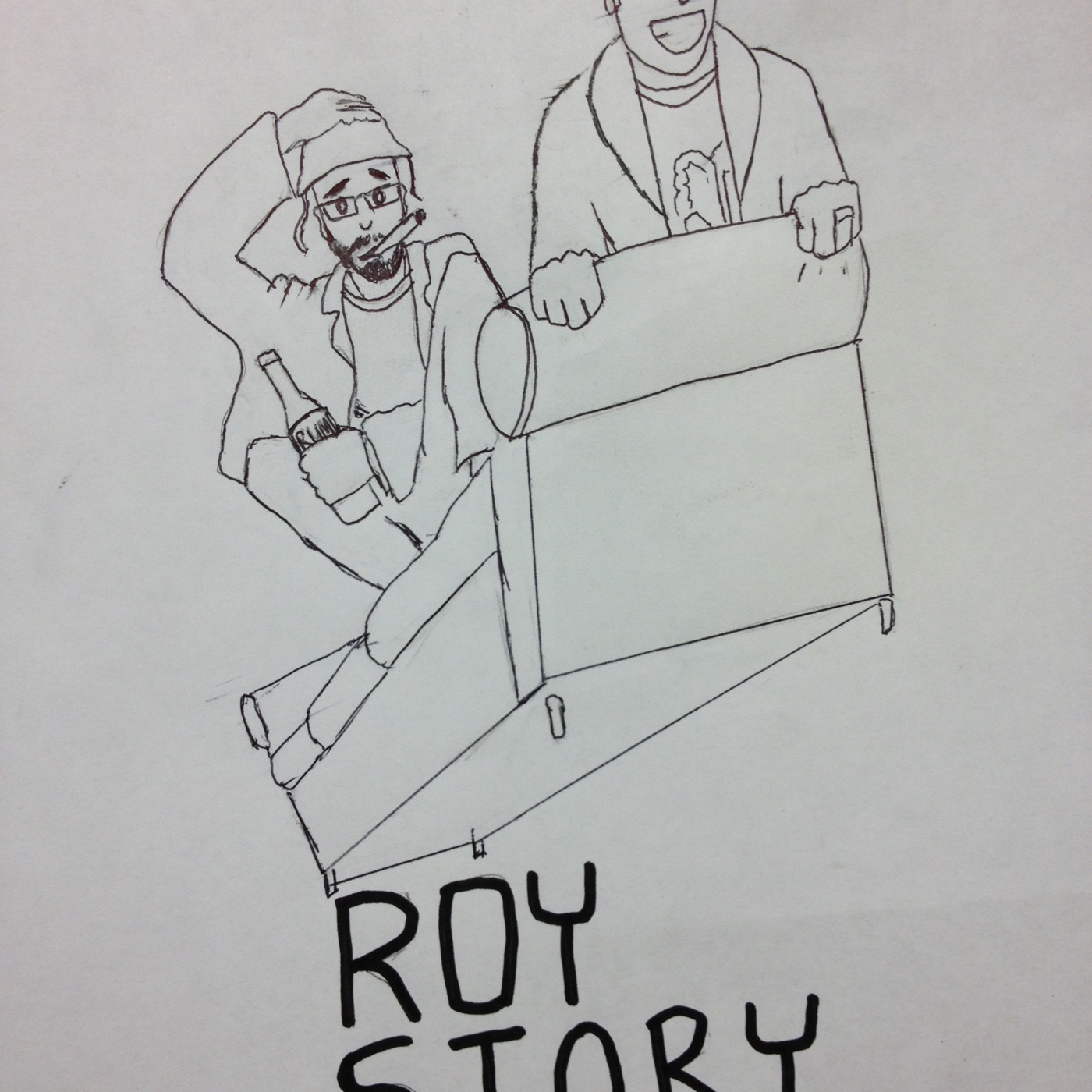 Roy Story with Love Swamp on ARCHER