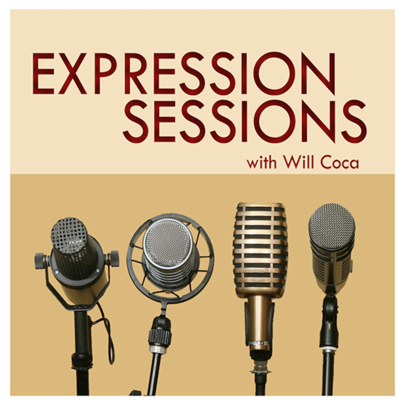 Expression Sessions Podcast
