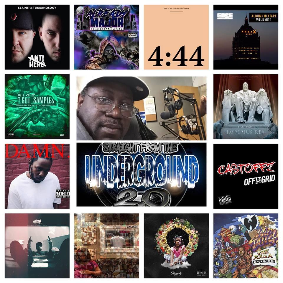 SFTU 2 0 Episode 269 01-07-18 Straight From The Underground 2 0 podcast
