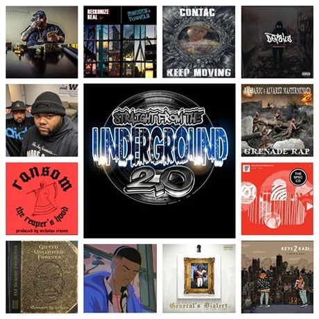 Straight From The Underground 2 0 | Free Podcasts | Podomatic