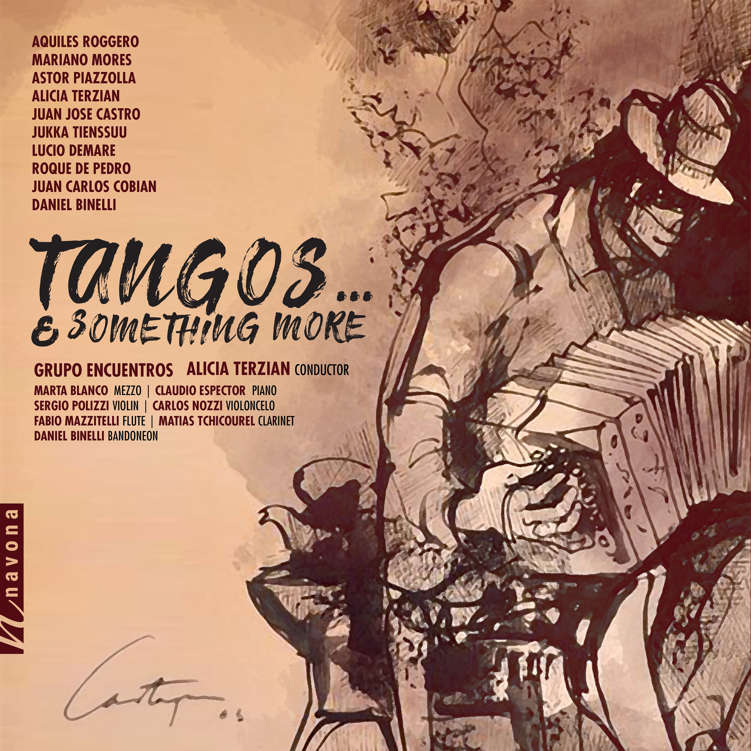 15090 PARMA Recordings - Tangos And Something More Classical
