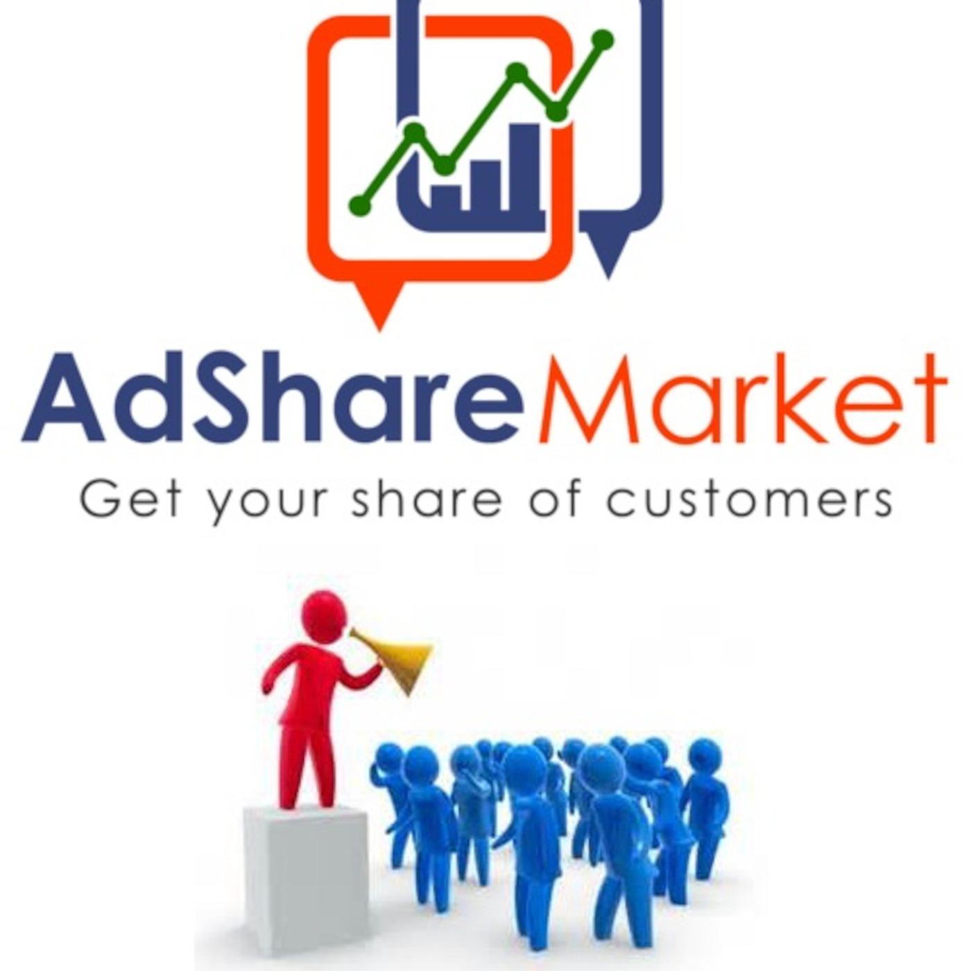 Adsharemarket - The Adsense Alternative