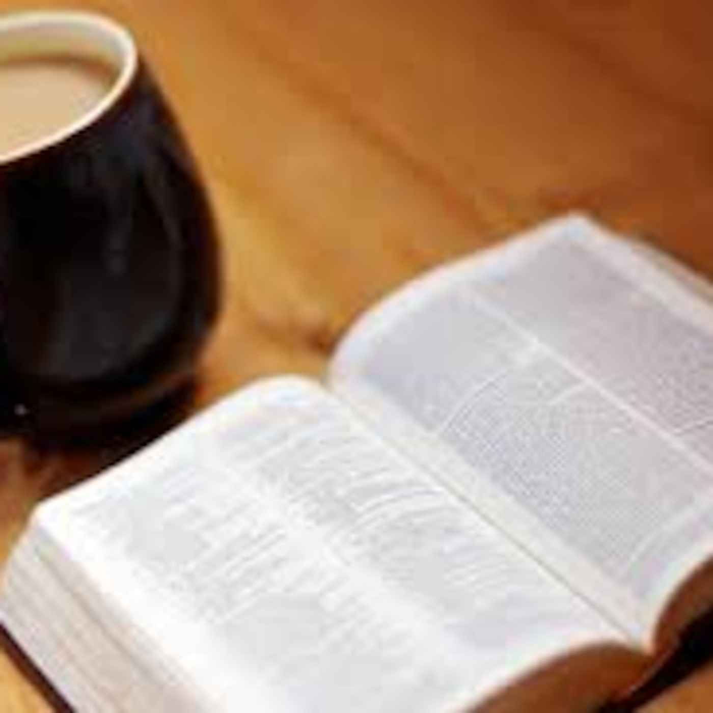 Coffee and a Bible