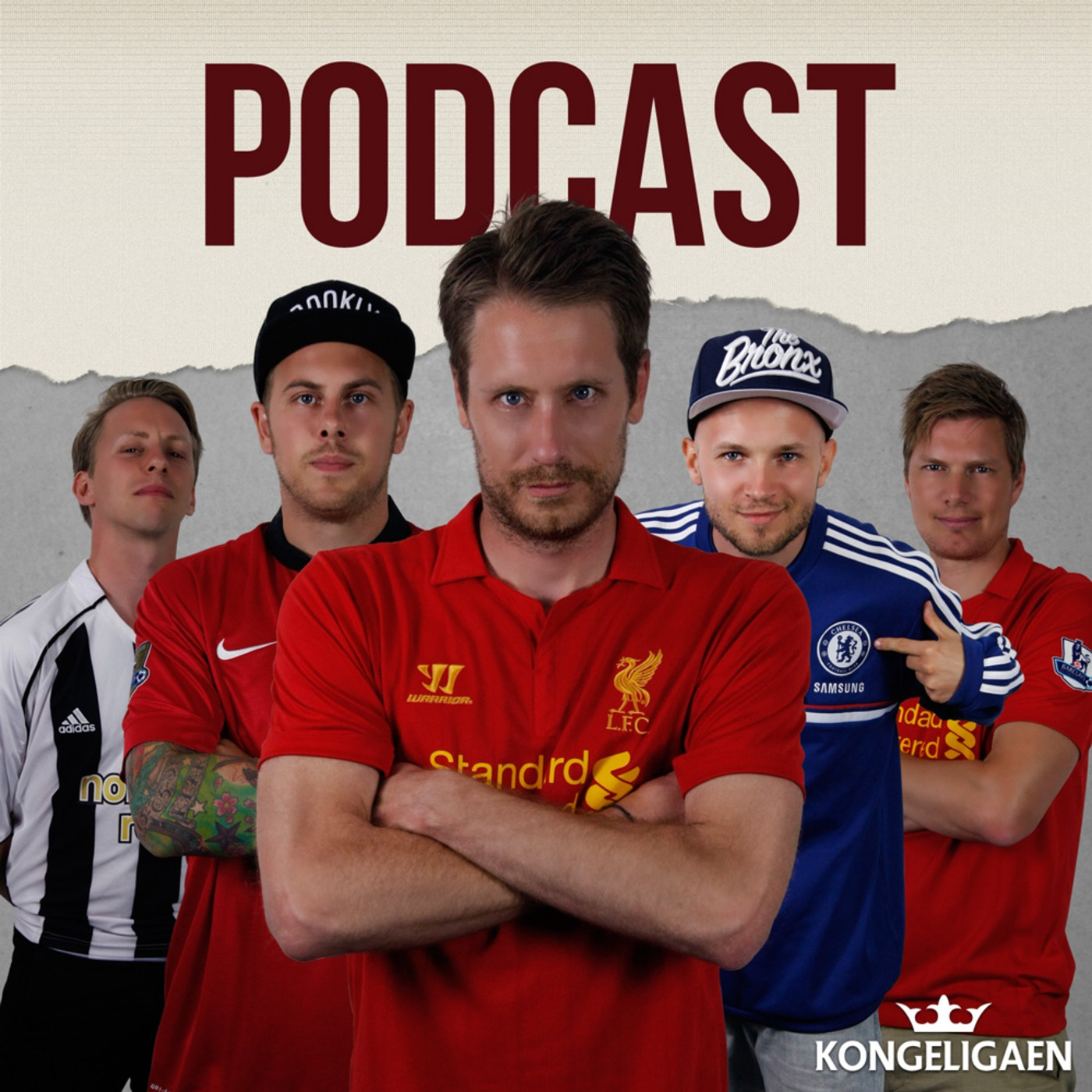 Kongeligaen's Podcast